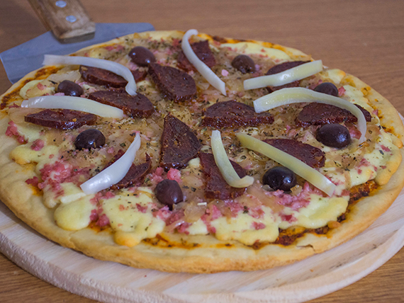 Pizza Sr. Maguila