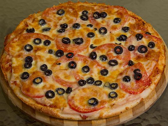 Pizza siberiana