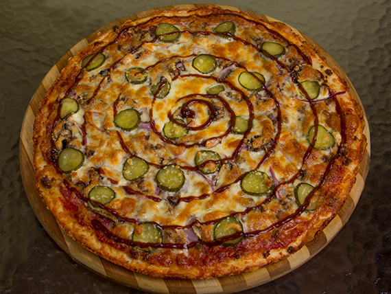 Pizza alma rusa