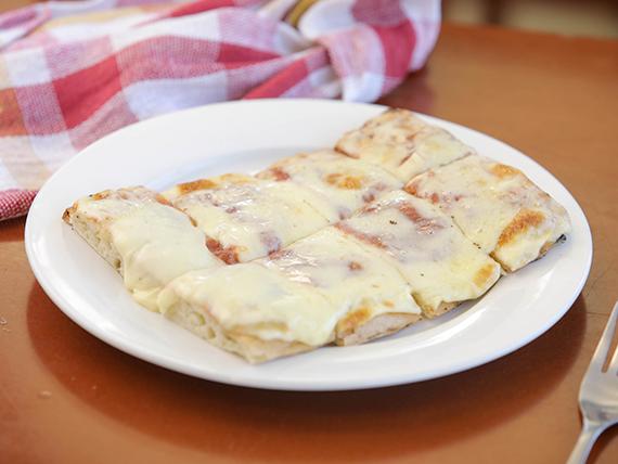 Pizza muzzarella (2x1)