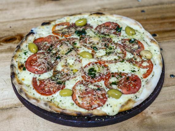 7 - Pizza napolitana