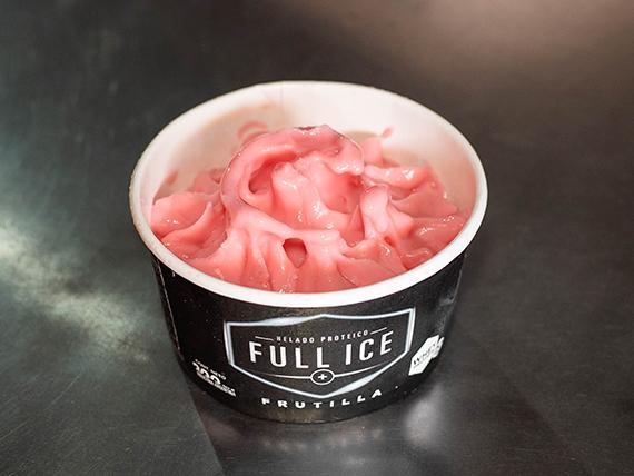 Full ice de frutilla