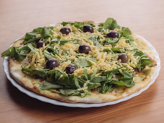 44 - Pizza con rúcula