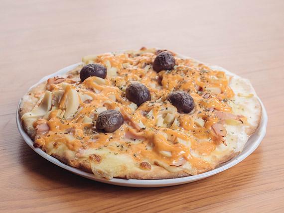 20 - Pizza provolone