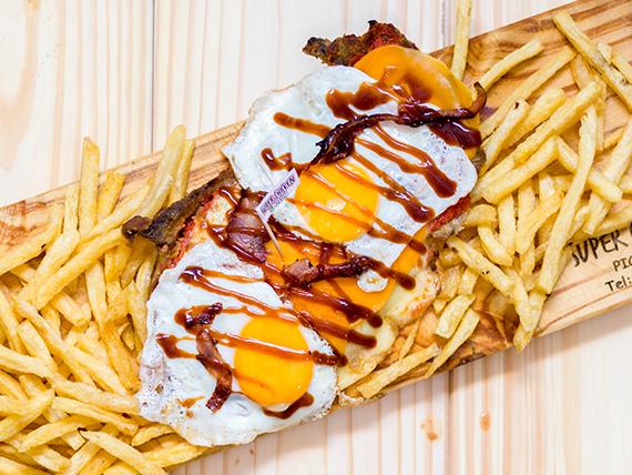Milanesa Super Chicken