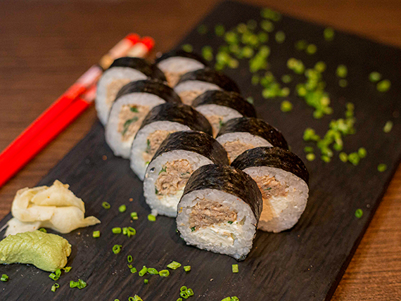 Maki tunny roll (10 unidades)