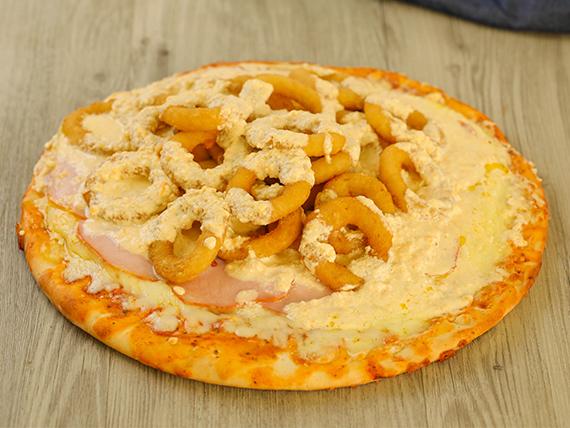 Pizzeta El Patrón