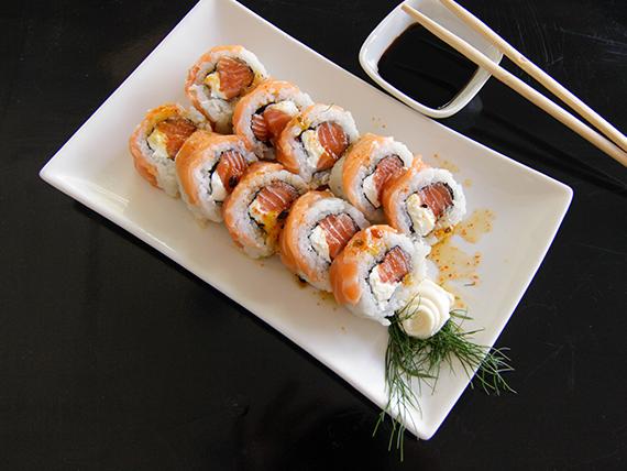 Meshi maki roll