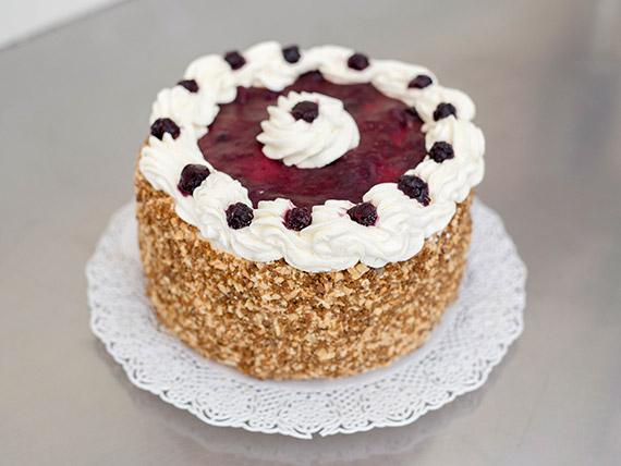 Postre cheese cake Pat (12 porciones)