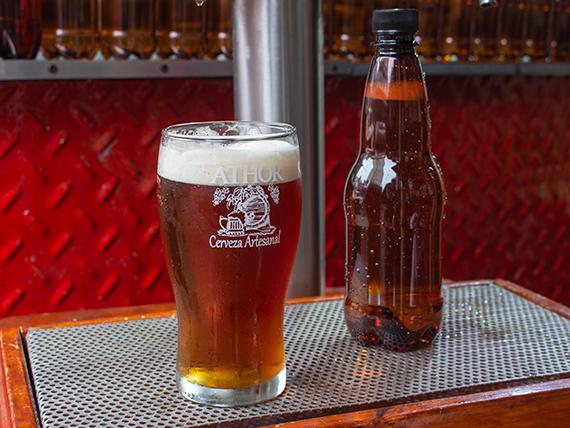Cerveza artesanal IPA 500 ml