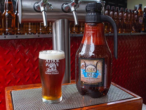Cerveza artesanal Growler botellon 2 L