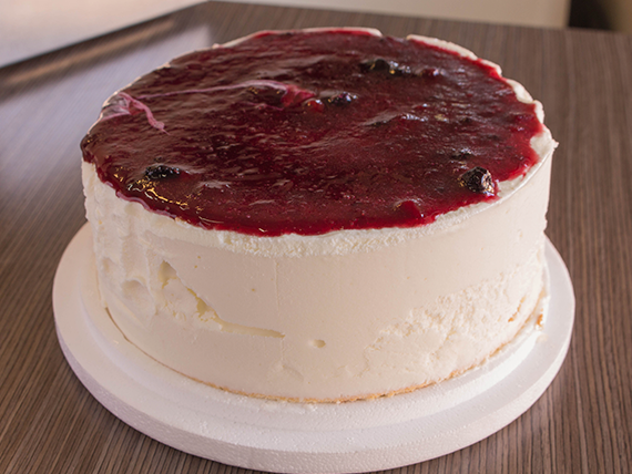 Cheese cake (8 porciones)