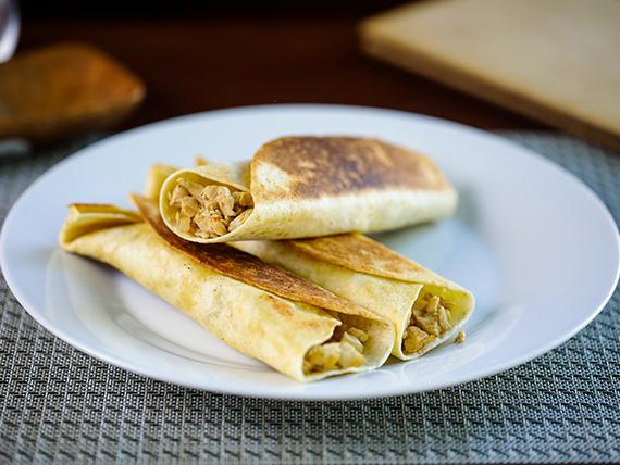 Promo tacos - 3 tacos (lunes a jueves)