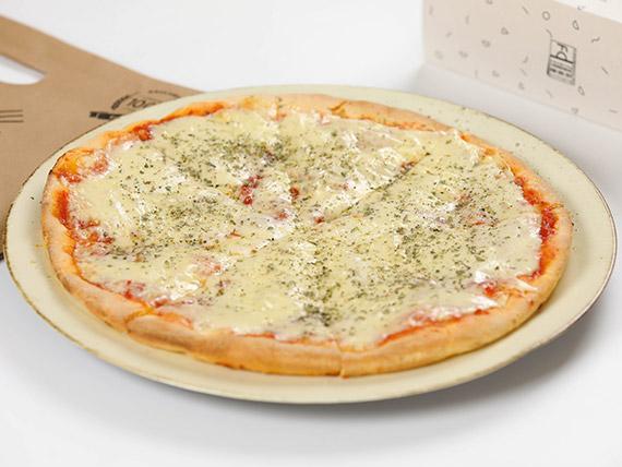 Pizzeta Zen con muzzarella