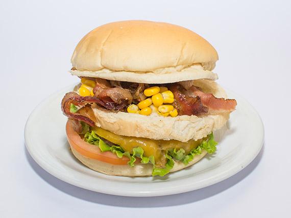 7 - Sanduíche especial laçador