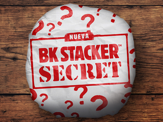 Combo BK Stacker® Secret