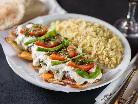 Madzunkov kebab