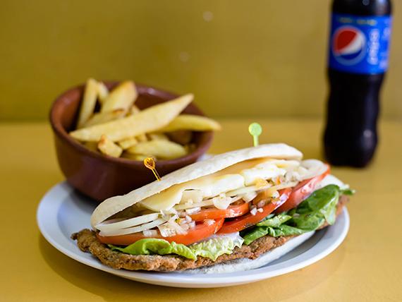 Sándwich porteño