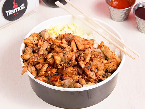 Pollo spicy