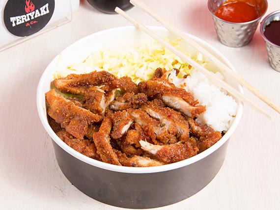 Katsu de pollo