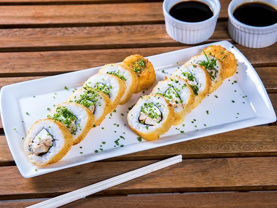 36 - Dr. tempura de pollo tempura (10 piezas)
