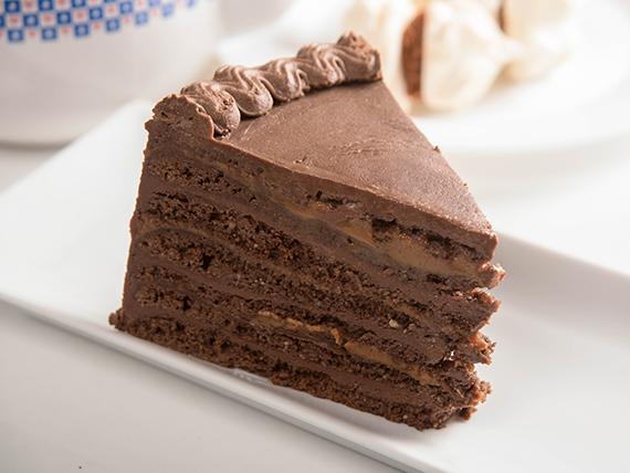 Trozo chocolate manjar (sin azúcar)