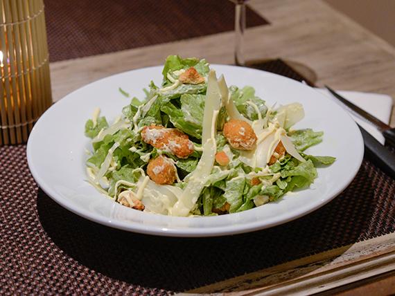 Chicken Cæsar Salad