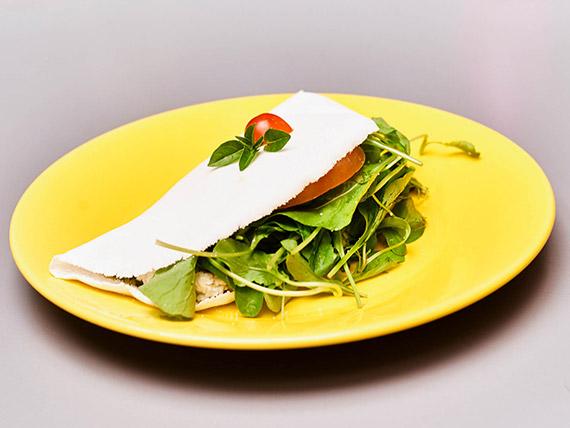 Tapioca de pasta de ricota