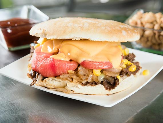 Sandwich de churrasco