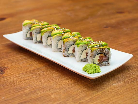 Samurai roll (8 piezas)
