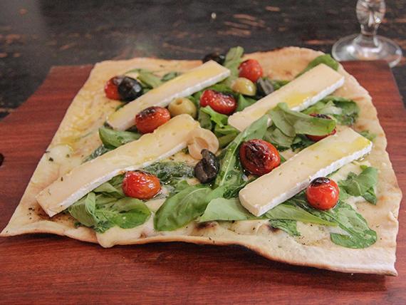 21 - Pizza blanca