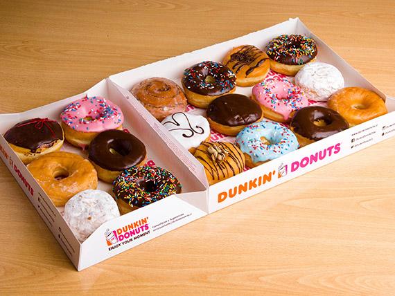 Donuts (18 unidades)