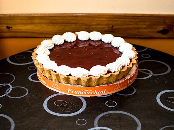 Torta de frutilla (15 porciones)