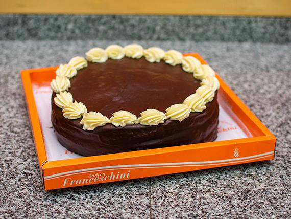 Torta chocolatine