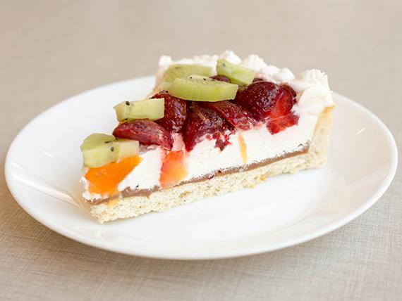 Torta sin TACC (porción)