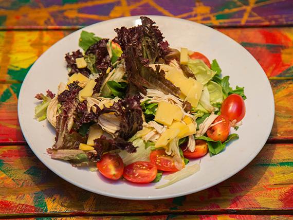 Green salad (sin TACC)