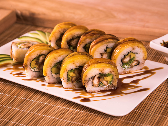 Caribean roll