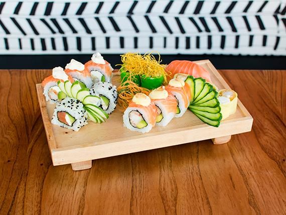 Combo Sushiworld