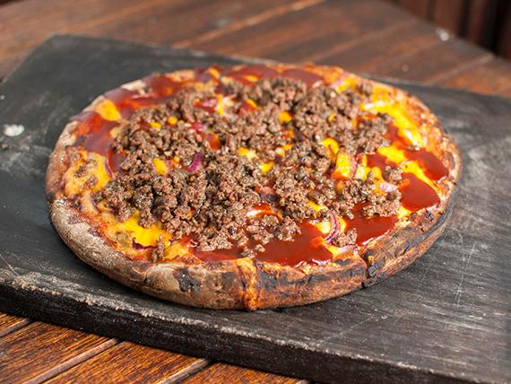 Pizzeta gourmet chingona