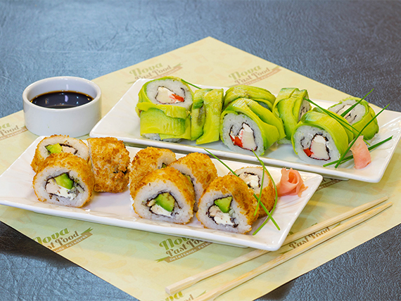 Promo sushi - 30 piezas