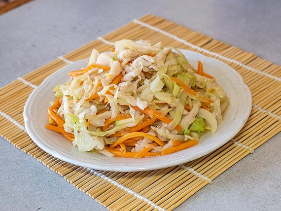 40 - Chop suey con pollo