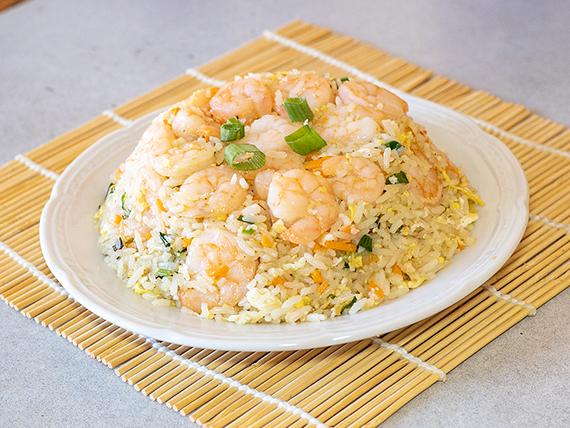 53 - Chao Jo fen con camarones