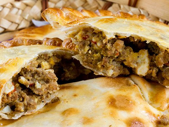 1 - Empanada carne suave