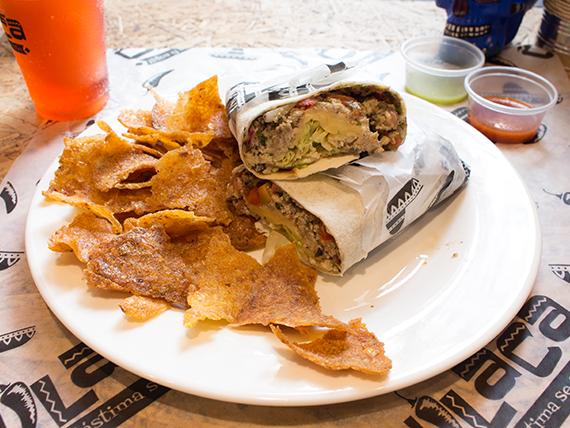 Burrito Chilaca