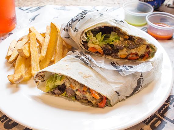 Burrito argentino