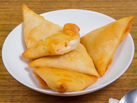 Camarón mandarín (5 unidades)