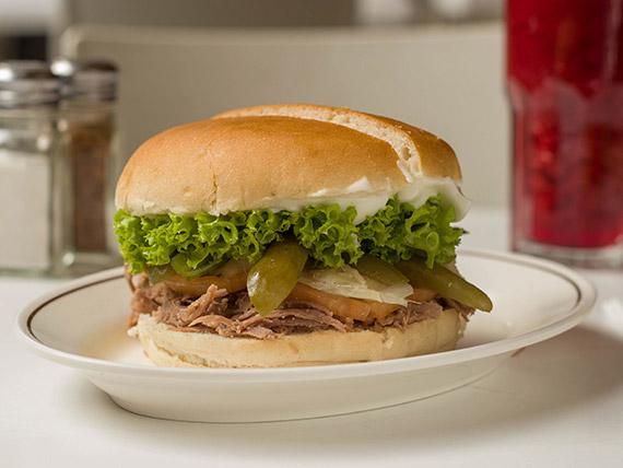 Sándwich gringo