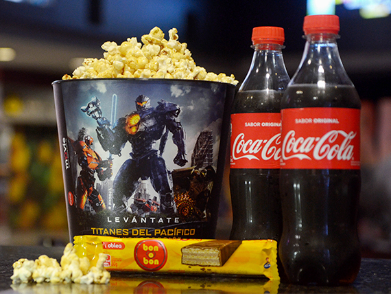 Superpack de película para compartir