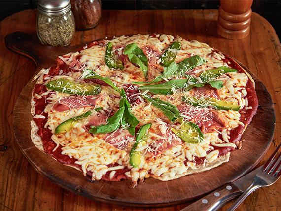 Pizza grande Vitacura