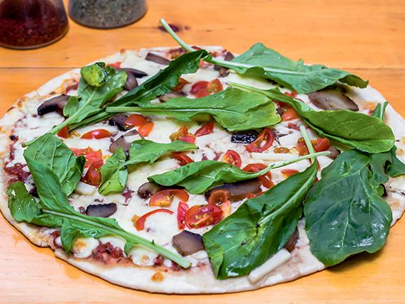 Pizza jardinera